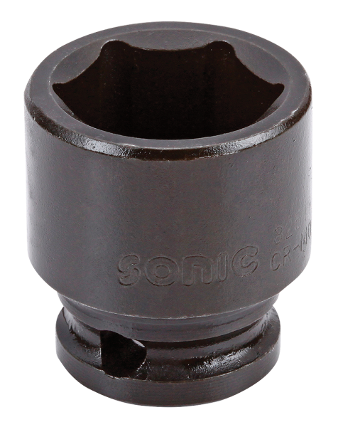 3/8'' Schlagschraub-Nuss, 6-kant, 19mm