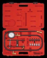 Öldruck-Test-Set im Koffer