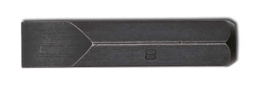 5/16'' Schlitz Biteinsatz, 36mm, 6mm