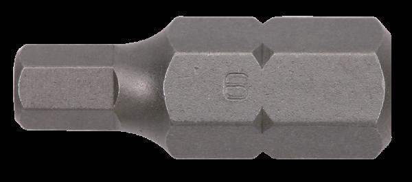 10mm Innensechskant Biteinsatz, 30mm, 6mm