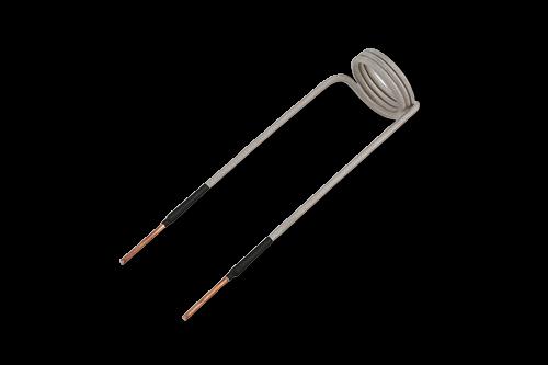 Spule, extra lang Ø 38 mm für Induktions-Heizpistole