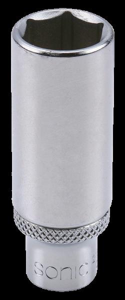 1/4'' Nuss, 6-kant lang, 13mm