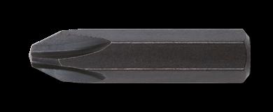 5/16'' Kreuz Biteinsatz, 36mm, PH.2
