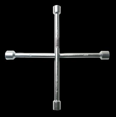 Kreuzschlüssel, Radkreuz, 350mm, 17-19-22mm, 13/16''