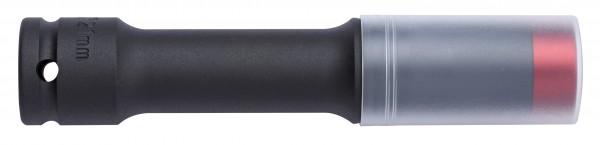 1/2'' Radmutternuss, 105mml, 21mm mit Ring
