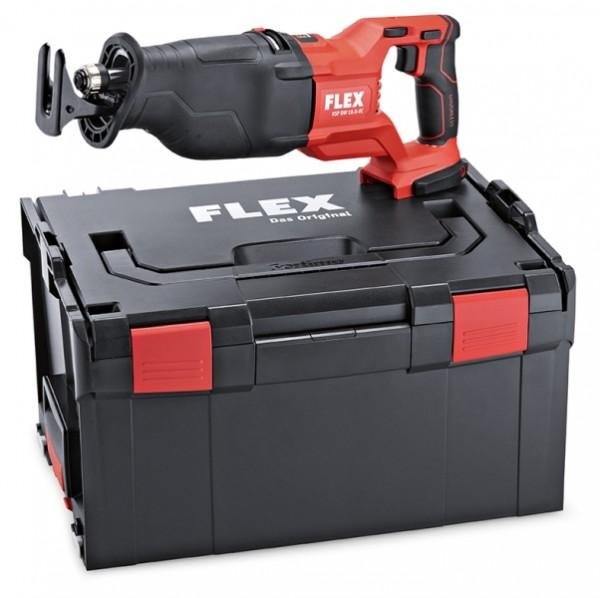 Flex Akku Säbelsäge- mit Pendelhub 18,0 V, RSP DW 18.0-EC