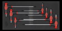 1/3 SFS TX-Winkelschlüssel-Set,7-tlg.