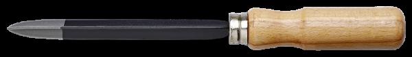 Dreikant-Hohlschaber, 275mm