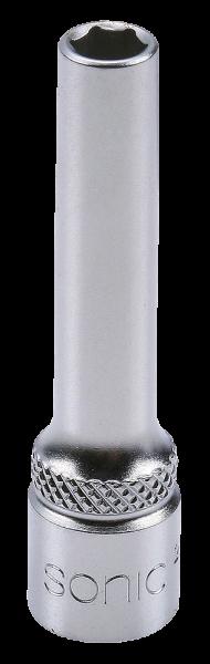 1/4'' Nuss, 6-kant lang, 5mm