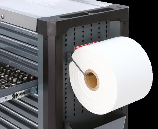Papierrollenhalter dunkelgrau (S9, S12)