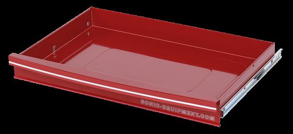 S10 kleine Schublade, rot, L577 x B377 x H60mm