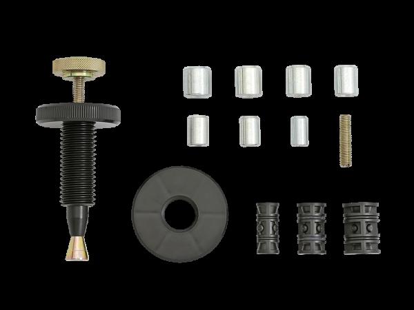 Kupplungjustier-Set 15-28mm im Koffer