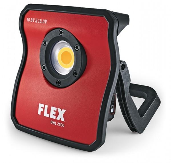 Flex LED Akku-Vollspektrumleuchte 10,8 / 18,0 V, DWL 2500 10.8/18.0 V