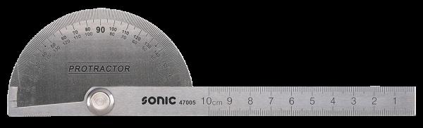 Winkellehre, Edelstahl, Winkelgrade 0-180°