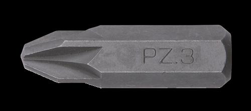 5/16'' Kreuz Biteinsatz, 30mm, PZ.2