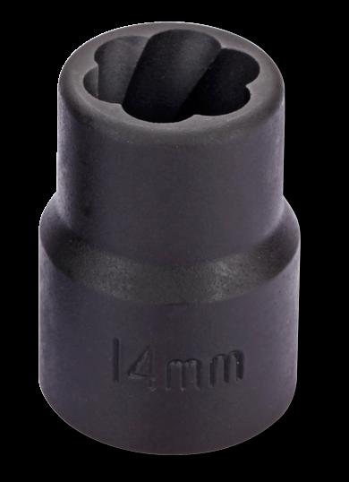 1/4'' Spiralnuss 12mm