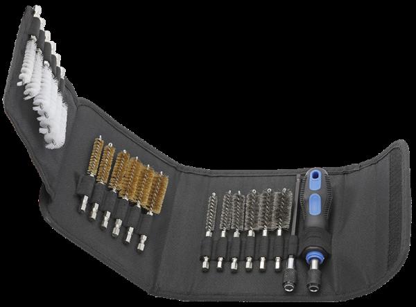 Sonic Equipment Reinigungsbürstensatz 38-tlg.