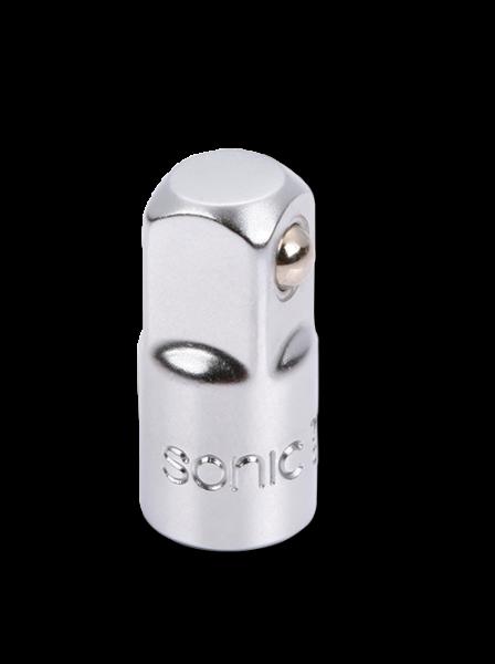 1/4'' Adapterbit 1/4''Innensechskant-1/4'' Vierkant 25mm