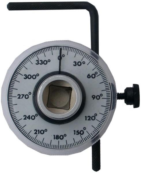 BGS Drehwinkel- Messgerät, 12,5 (1/2), Innen-4-kant