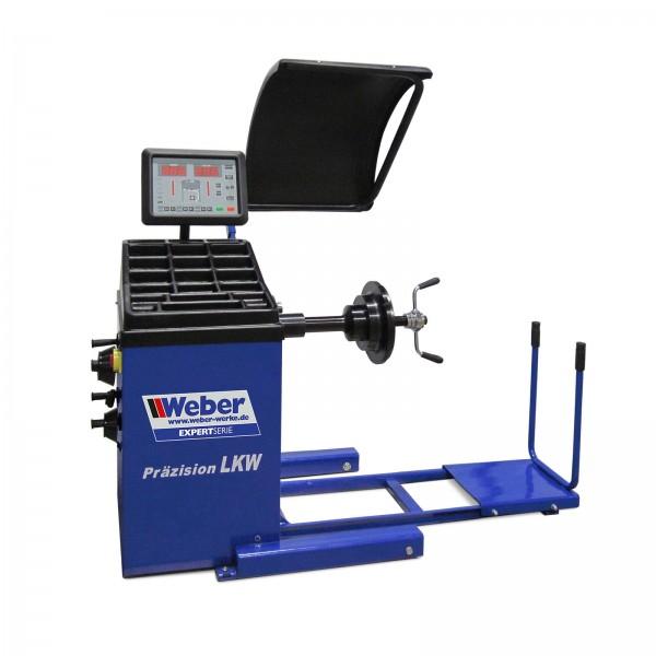 LKW Rad Wuchtmaschine Weber Expert Serie Präzision-LKW