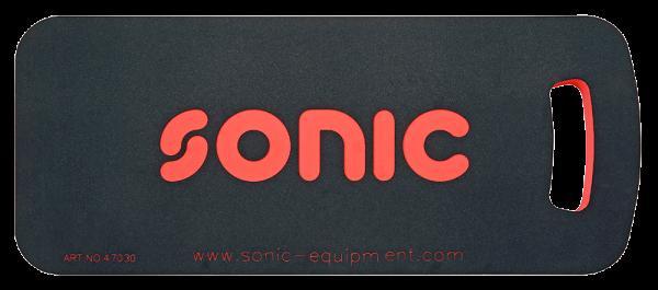 Sonic Equipment Kniekissen 465x200x30mm