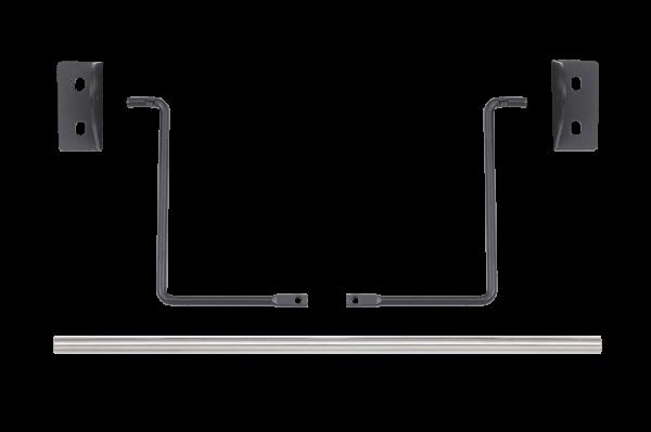 Papierrollenhalter schwarz (S10, S11, S13, S14, S15)