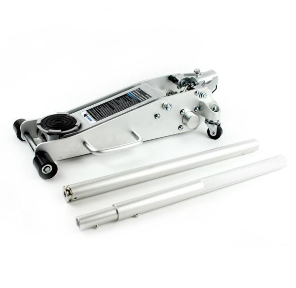 Wagenheber 1500 kg Aluminium Ultraleicht