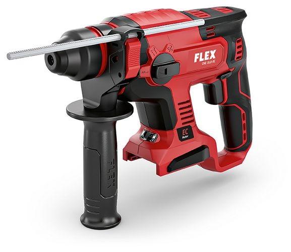 Flex Akku-Kombi-Bohrhammer 18,0 V, CHE 18.0-EC-C