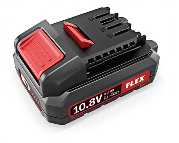 Flex Akku-Pack Li-Ion 10,8 V / 2,5 Ah