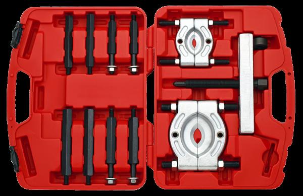 Trenn- und Abziehvorrichtungs-Set im Koffer