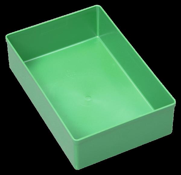 Leere Hartschale zur Aufbewahrung (108x162x45mm)