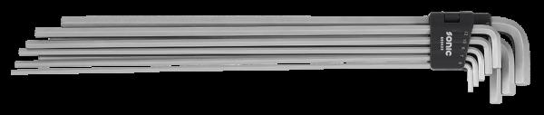 Winkelstiftschlüssel-Satz, 600mm, 8-tlg.
