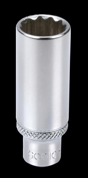 Sonic Equipment 1/4 Zoll Nuss 12 kant lang 11mm