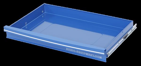 S10 kleine Schublade, blau, L577 x B377x H60mm