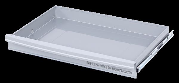 S10 kleine Schublade, grau, L577 x B377 x H60mm