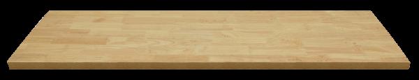 MSS Holz-Arbeitsplatte 2193x500x40mm