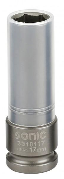 Sonic Equipment Radmutternuss 1/2 Zoll 17mm