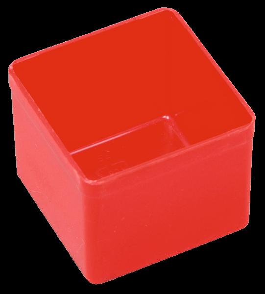Leere Hartschale zur Aufbewahrung (54x54x45mm)