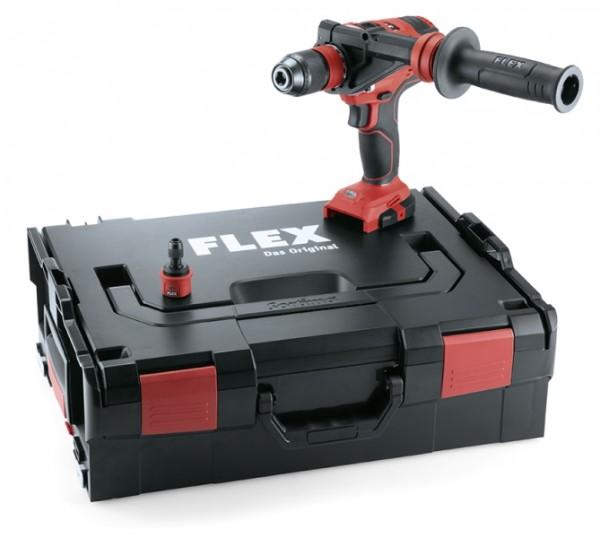 Flex 4-Gang Akku-Bohrschrauber 18,0 V, DD 4G 18.0-EC