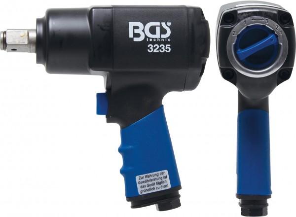 """BGS Druckluftschlagschrauber 20, 3/4"""" Antrieb, 1355NM"""