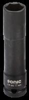 1/2'' Schlagschraub-Felgennuss, 17mm