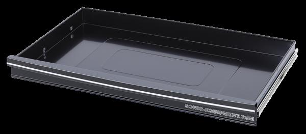 S11 kleine Schublade , schwarz, L750 x B435 x H60mm