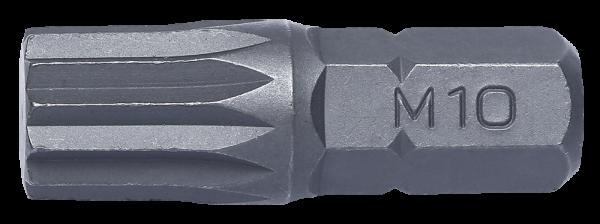 5/16'' Vielzahn Biteinsatz, 30mm, M10