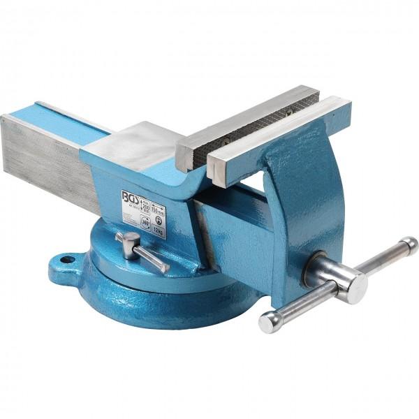 BGS Stahl-Schraubstock geschmiedet, 150 mm Backen