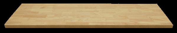 MSS Holz-Arbeitsplatte 845x500x40mm