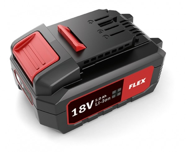 Flex Akku-Pack Li-Ion 18,0 V / 5,0 Ah