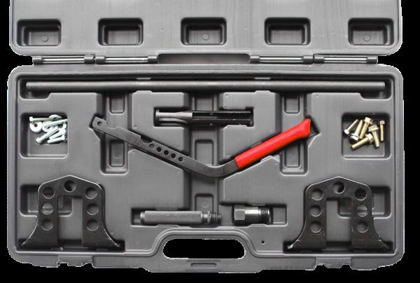 Ventilfederspanner-Set im Koffer