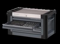 Aufsatzbox S9 gefüllt, 285-tlg., dunkelgrau