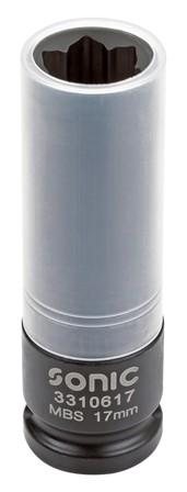1/2'' Schlagschraub-Felgennuss für MB, 17mm 88mm