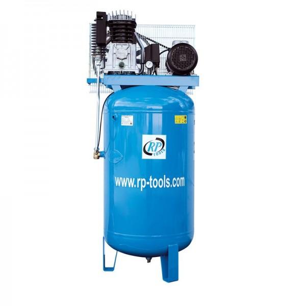 RP-Tools Kompressor 270 l 2 Zyl. 5,5 PS 400 V - AN 610L AB 510L - Betriebsdruck 8 Bar (max. 10 Bar)
